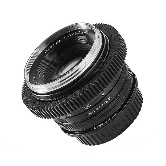 Arriendo de Lente Zeiss 50 mm 1.4 ZF2 Planar T