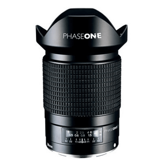 Arriendo de Lente Phase One 28 mm f4.5