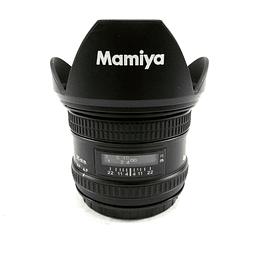 Arriendo de Lente Mamiya 35 mm f3.5 gran angular