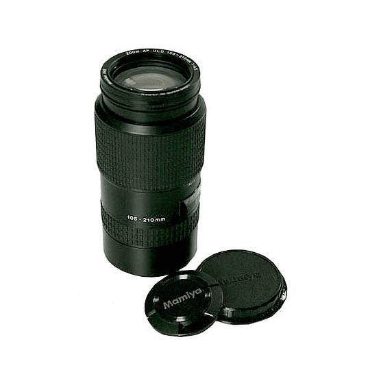 Arriendo de Lente zoom Mamiya 105-210 mm f3.5 AF
