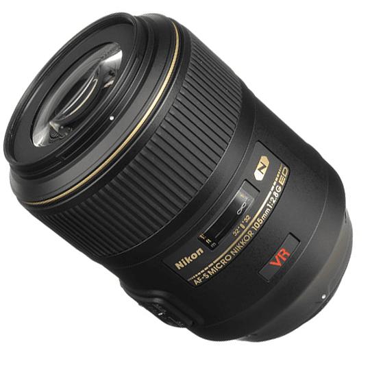 Arriendo de Lente Nikon Macro AF-S VR Micro-NIKKOR 105mm f2.8
