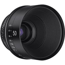 Arriendo de Lente de Cine Rokinon Xeen 50mm T1.5 EF