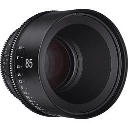 Arriendo de Lente de Cine Rokinon Xeen 85mm T1.5 EF