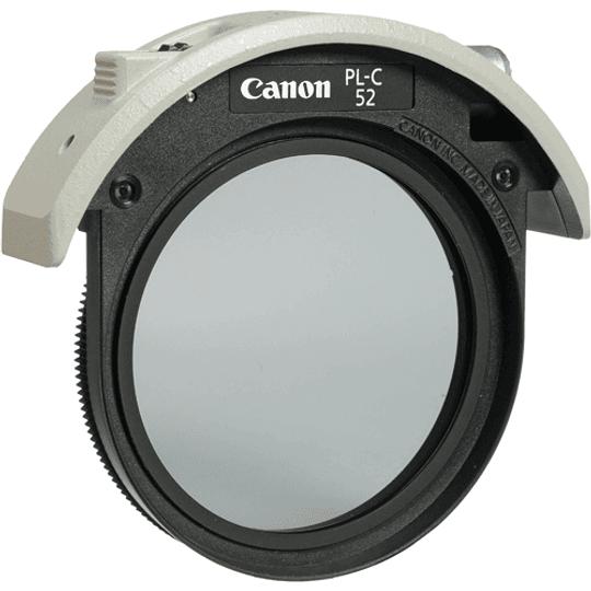 Arriendo de Filtro Canon Polarizador Drop-In 52mm para teleobjetivos Canon
