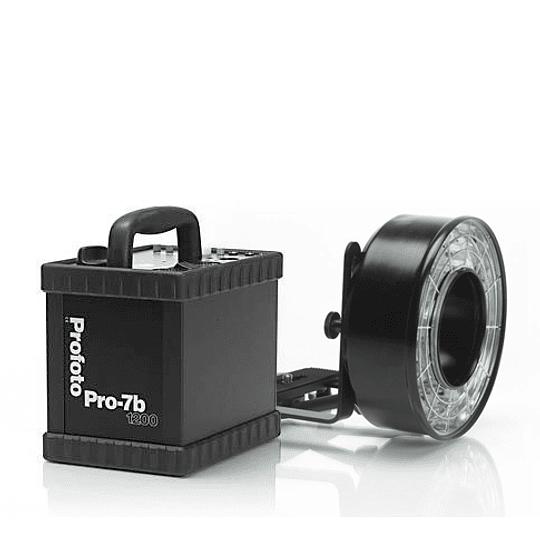 Arriendo de Generador Profoto Pro7B 1200 w/s con Pro Ring Flash 2