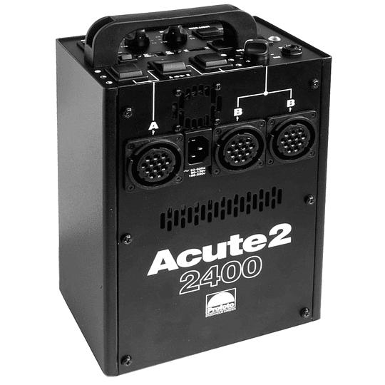 Arriendo de Generador Profoto Acute 2R 2400 w/s (sin cabezal)