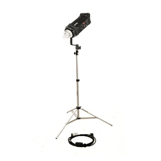 Arriendo de Flash Bowens Gemini Pro 500 w/s con trípode y modificador