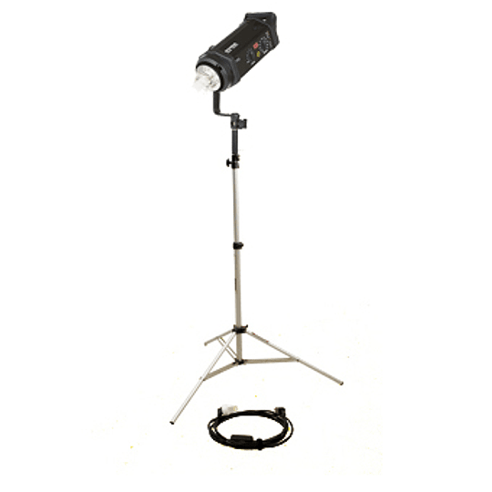 Arriendo de Flash Bowens Gemini Pro 1000 w/s con trípode y modificador