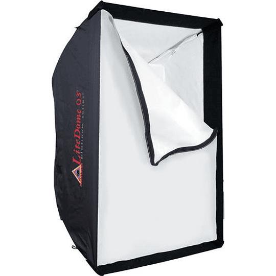 Arriendo de Softbox Photoflex (Litedome L) 90 x 120cm