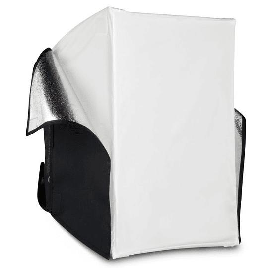 Arriendo de Softbox Photoflex (Whitedome L) 90x120cm