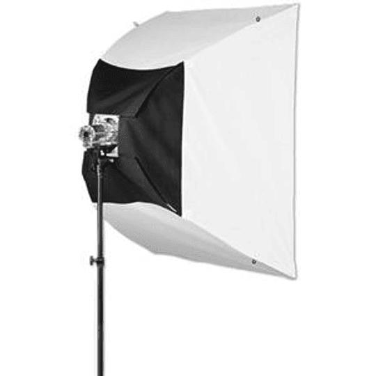 Arriendo de Softbox Photoflex (Whitedome S) 40x50cm