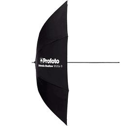 Arriendo de Paraguas Profoto Blanco pequeño blanco / Shallow White S (85cm)