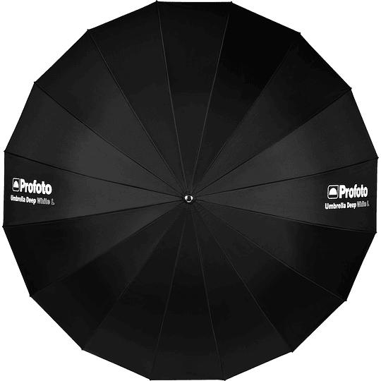 Arriendo de Paraguas Profoto Deep Blanco / Deep White L (130cm / 51