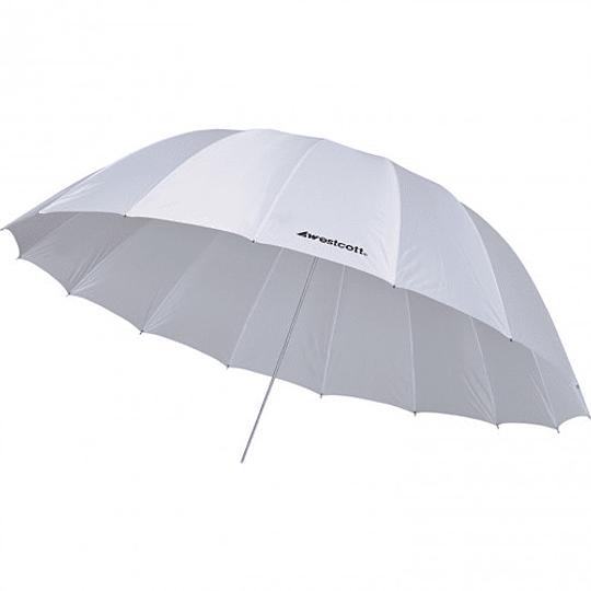 Arriendo de Paraguas Westcott Parabólico Translucido 7
