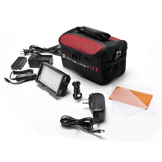 Arriendo Unidad Led DJ Miniburst 128 con accesorios