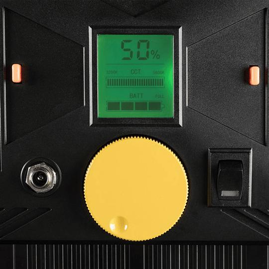 Arriendo de Kit de 3 Soft Led Ikan Mylo 256 Bicolor con baterías