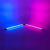 Arriendo de Kit de 2 Tubos Led Nanguang Pavolite RGB+W 120cm
