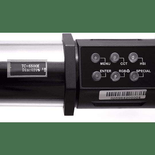 Arriendo de Tubo Led Nanguang Pavolite 60cm RGB+W con batería interna