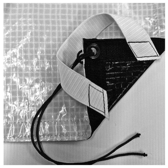 Arriendo de Tela 12x12 Griffolyn Blanco/Negra Matthews (3.6x3.6mt)