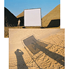 Arriendo de Tamizador Sunbounce 12x12 (3.6x3.6mt) con tela y trípodes