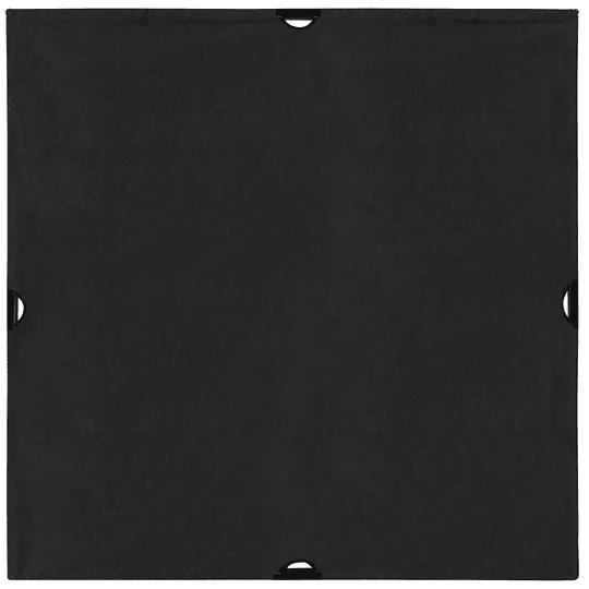 Arriendo de Marco Scrim Jim 42x42 con 1 tela (100x100cm)