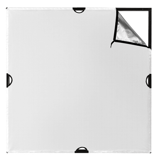 Arriendo de Marco Scrim Jim 72x72 con 1 tela (180x180cm)