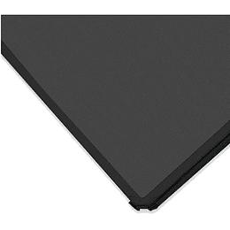 Arriendo de Tela Difusora para Scrim Jim 42x72 Negra Opaca (100x180cm)