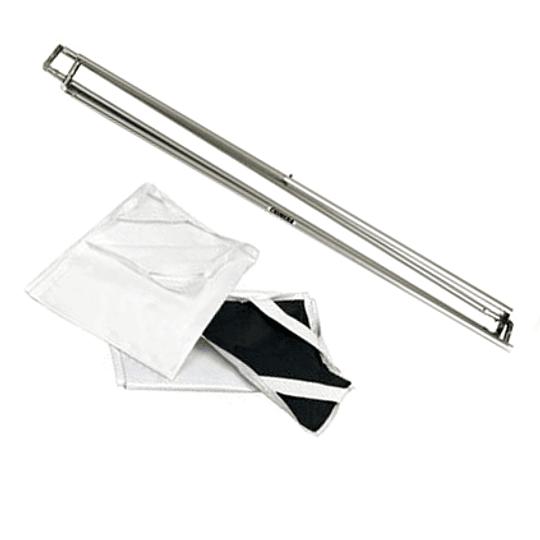 Arriendo de Marco Chimera Pro Panel 42x72 con 1 tela y c-stand (100x180cm)