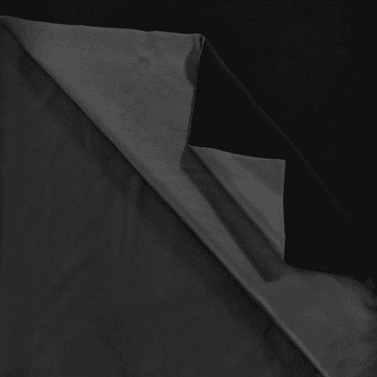 Arriendo de Fondo de Lona Blackout Negra/Gris 7x3 mt