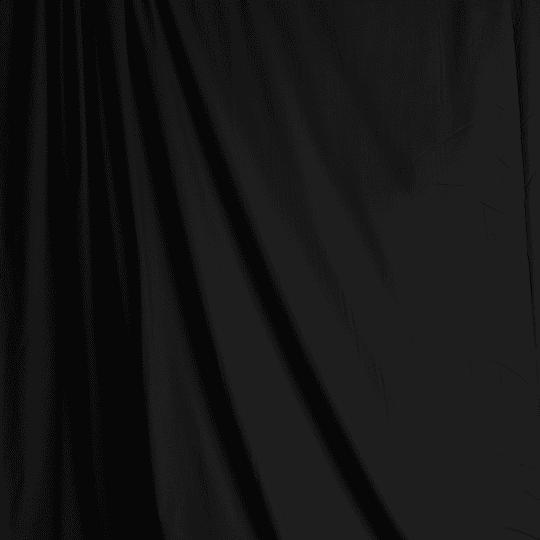 Arriendo de Fondo de Tela Negra Liviana 7x1,5 mt