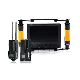 """Arriendo de Kit de Video Assist con Transmisor Paralinx Triton y Monitor de 7"""""""