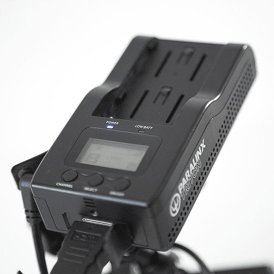 Arriendo de Kit de Video Assist con Transmisor Paralinx Triton y Monitor de 7