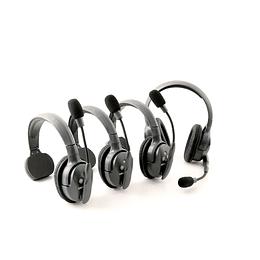 Arriendo de Pack de 4 Intercomunicadores Headset Eartec Ultralite
