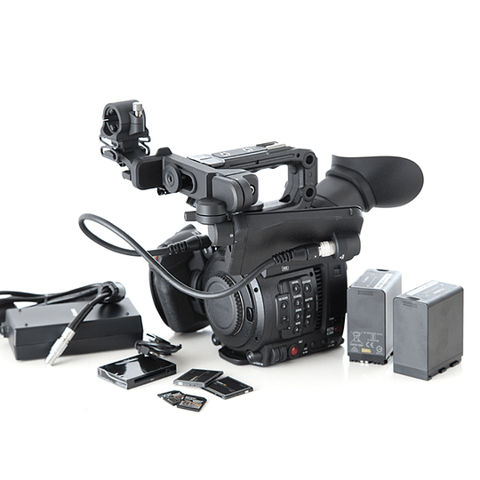 Arriendo de Camara Canon C200, Cine Digital (sin lente)