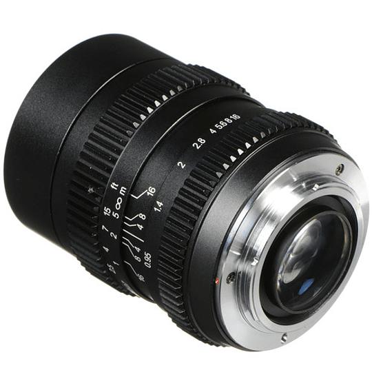 Arriendo de Lente SLR Magic 25mm T0.95 Hyperprime MFT