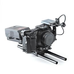 Arriendo de Kit Filmmaker Blackmagic Pocket 4K - Speedbooster