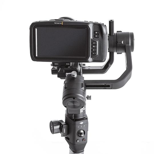 Arriendo de Kit Blackmagic Pocket 4K con estabilizador Ronin-S