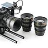 Arriendo de Kit Filmmaker Blackmagic Pocket 4K Avanzado con Maleta Veydra