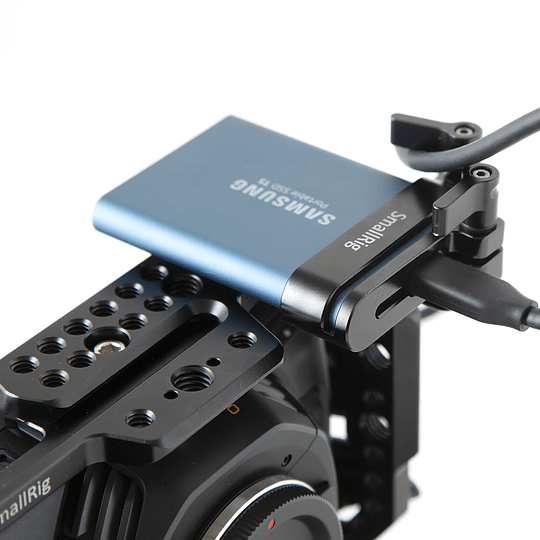 Arriendo de Kit Filmmaker Blackmagic Pocket 4K Básico