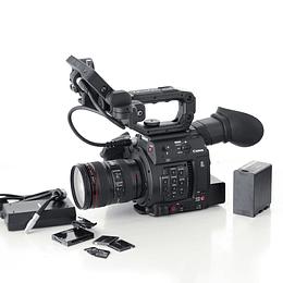 Arriendo de Camara Canon C200, Cine Digital, con 24-105mm