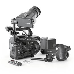 Arriendo de camara Sony PXW-FS7 con adaptador (sin lente)