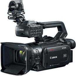 Arriendo de Cámara de Video Canon XF-405