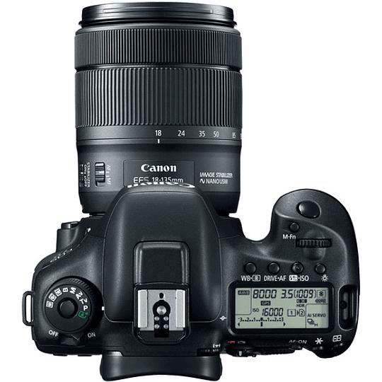 Arriendo de Camara Canon 7D Mk II con lente Canon 18-135 IS