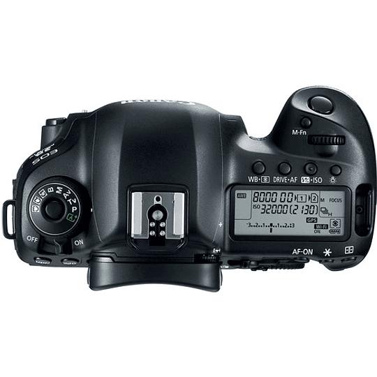 Arriendo de Camara Canon 5D Mk IV, solo cuerpo
