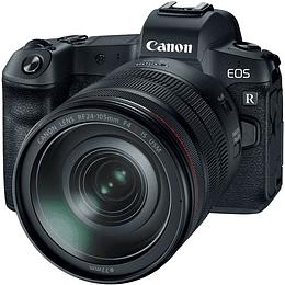 Arriendo de Cámara Canon EOS R con lente Canon RF 24-105 f/4L