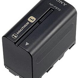 Arriendo de Batería Sony NP-F970