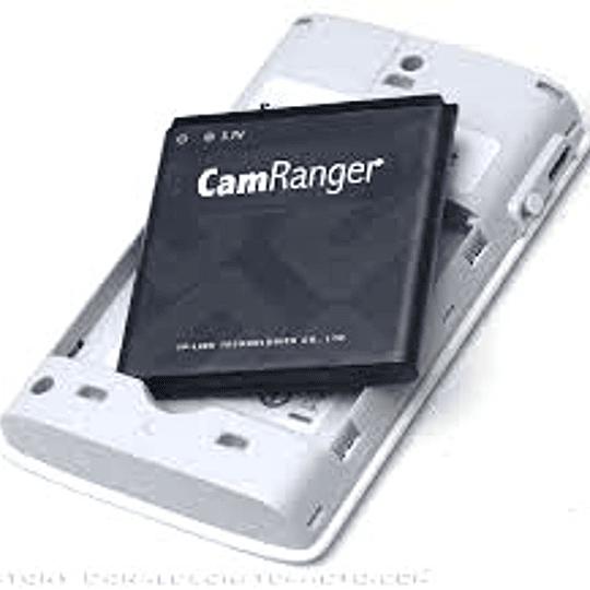 Arriendo de Batería Adicional para CamRanger