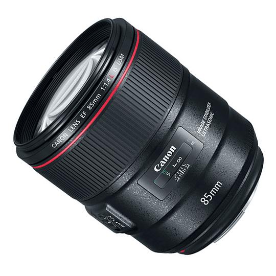 Arriendo de Lente CANON EF 85mm f/1.4L IS USM
