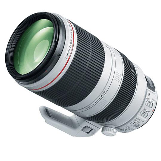 Arriendo de Lente Canon EF 100-400mm f/4.5-5.6L IS II USM
