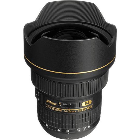 Arriendo de Lente Nikon AF-S NIKKOR 14-24mm 2.8G ED